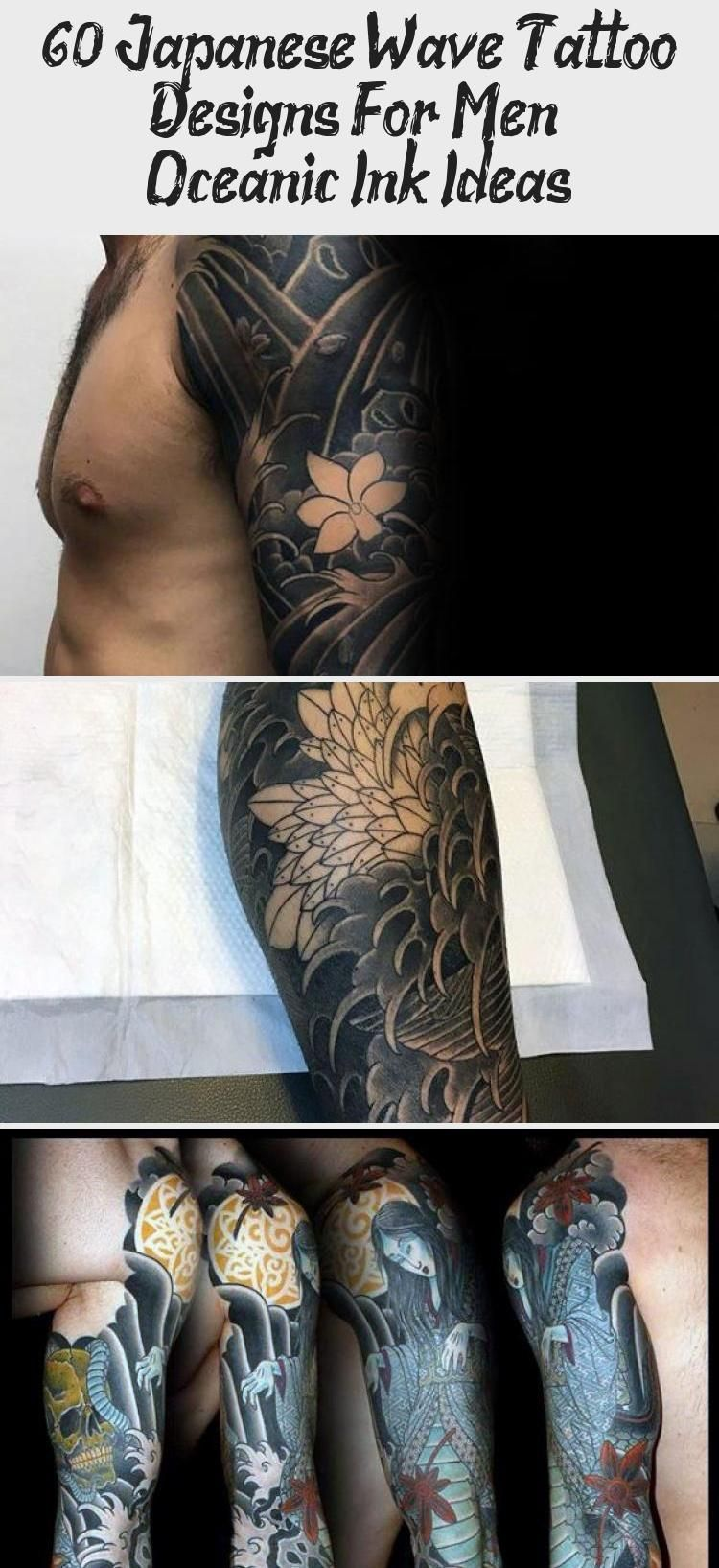 Photo of 60 Japanese Wave Tattoo Designs For Men – Oceanic Ink Ideas – Tattoo İdeas – …