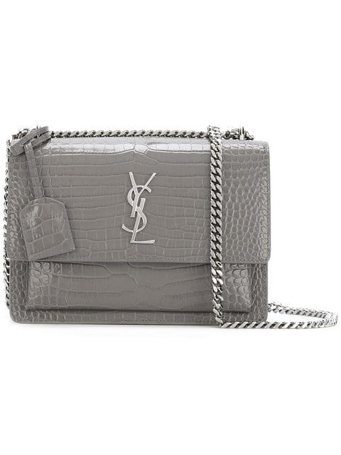 6abe92362c0 Saint Laurent Sunset Monogram chain wallet | Handbags in 2019 ...
