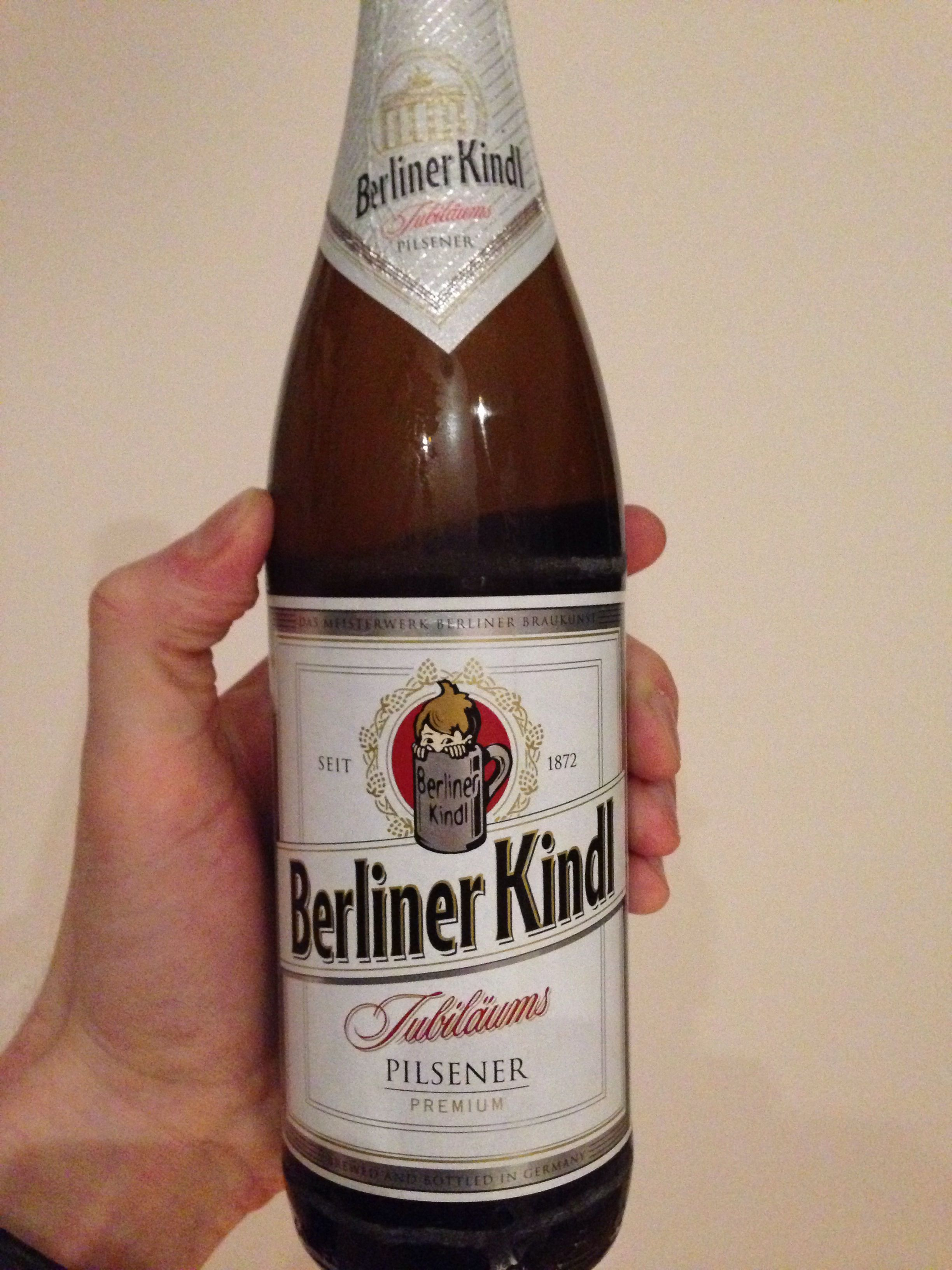 Berliner Kindl, Germany