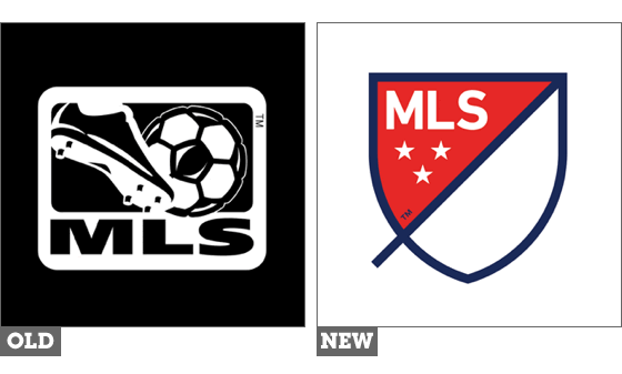 MLS Soccer New Logo