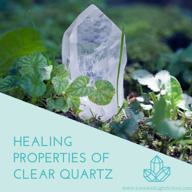 Healing Properties of Clear Quartz Healing properties