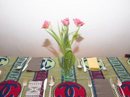Afrikanischer Chanelschick à la Neukölln