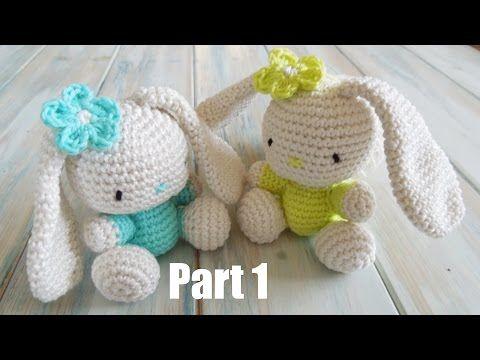 Crochet Bear Video Tutorial - YouTube | boy bomboniere | Pinterest ...