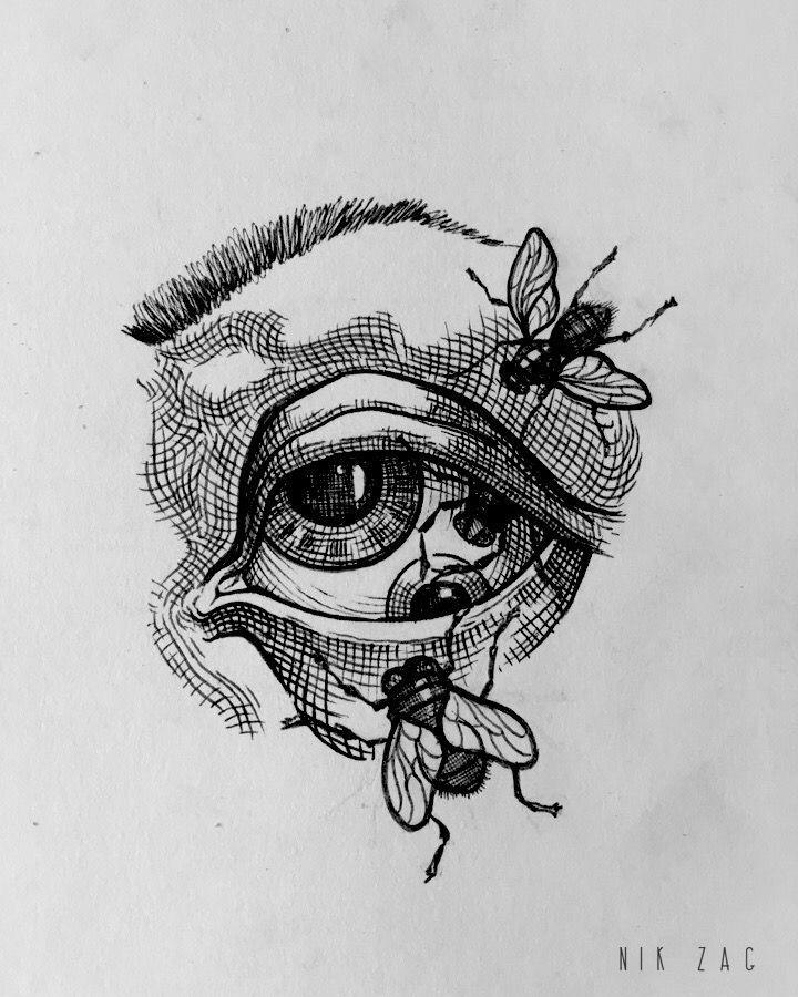 Sketch tattoo эскиз nik_zag Sketch tattoo эскиз nik_zag,