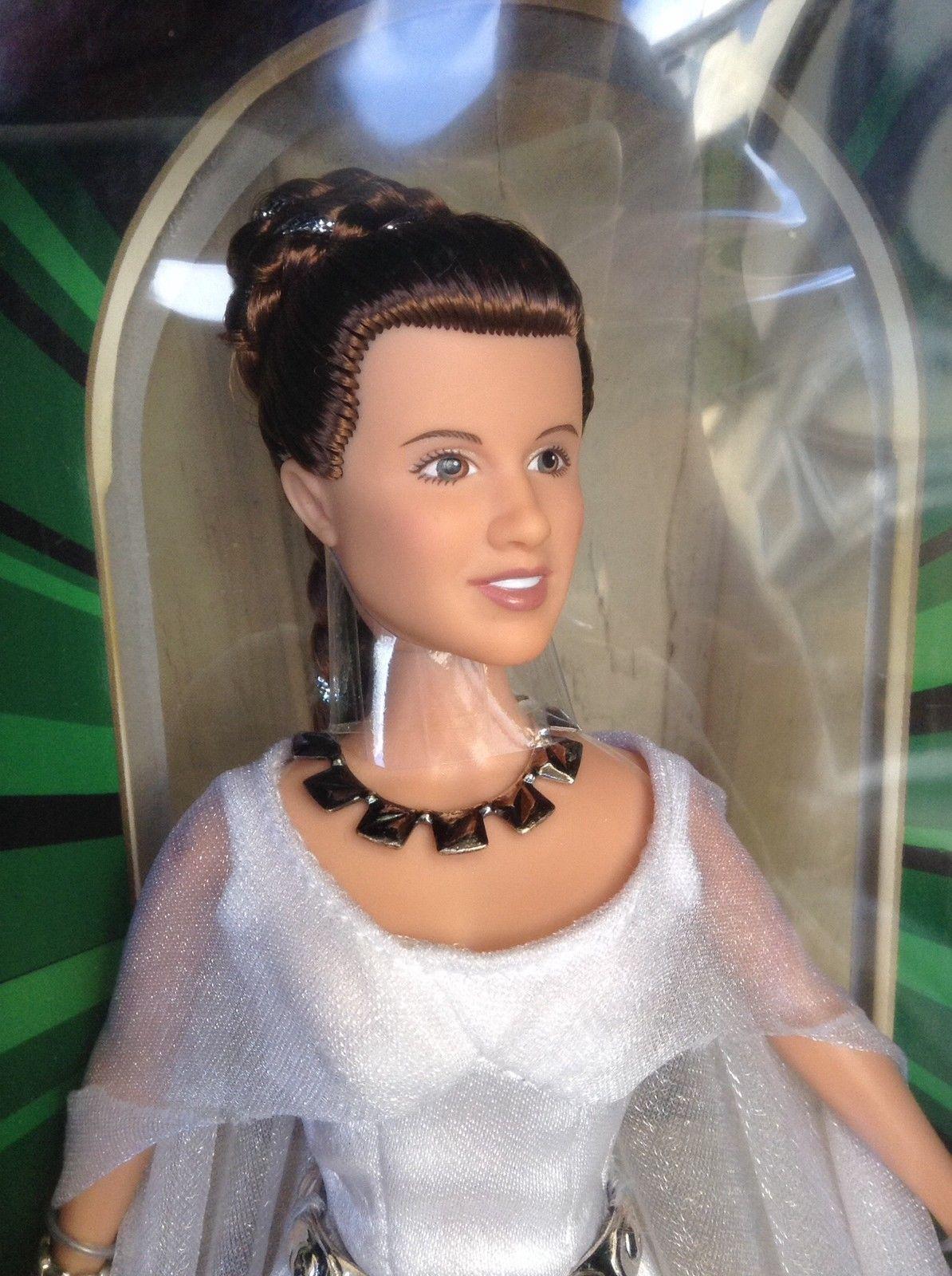 RARE Star Wars Princess Leia Ceremonial Gown 12\