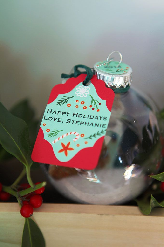 DIY Photo Ornaments - Evermine Occasions