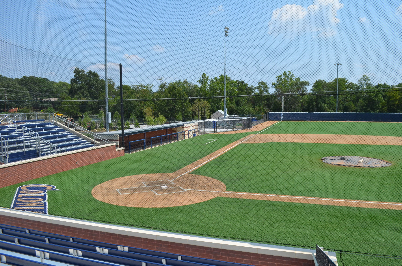 Tucker Field George Washington University George Washington University Baseball Field College Baseball