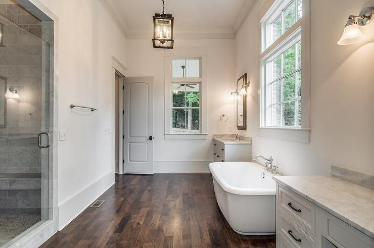 freestanding tub with faucet deck. Gorgeous Bathroom Features A Freestanding Tub Paired With Deck Enchanting Faucet Images  Best