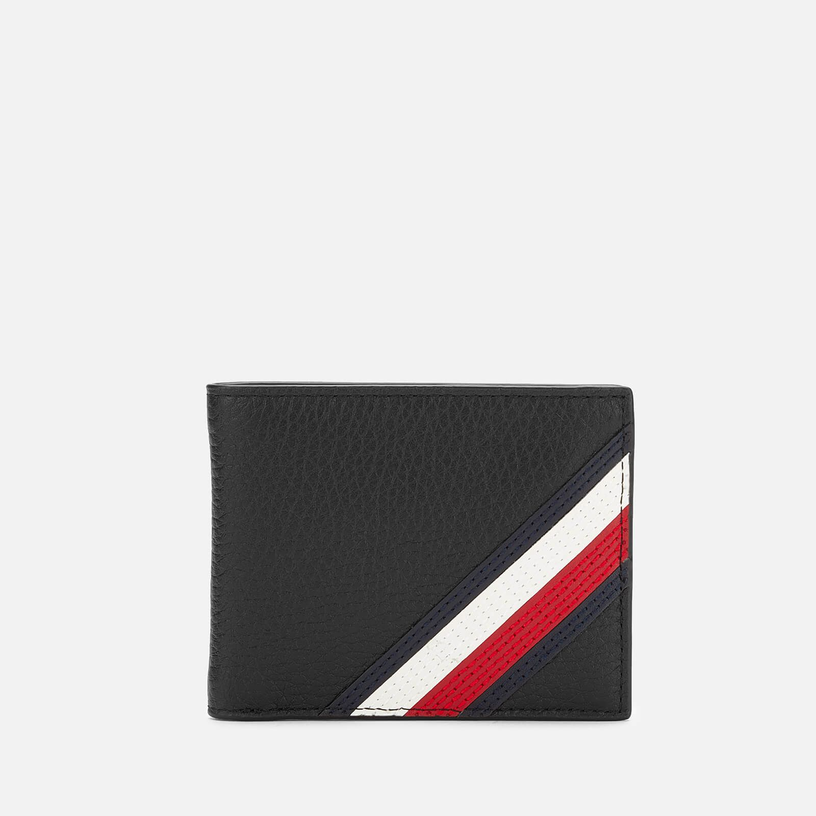 Tommy Hilfiger Men's Downtown Mini Credit Card Wallet - Black #sponse #Ad #Men, #Downtown, #Tommy