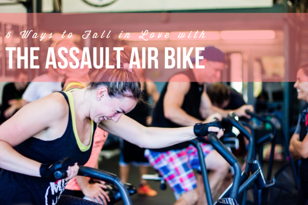 6 Ways to Fall in Love with the Assault Air Bike Bike