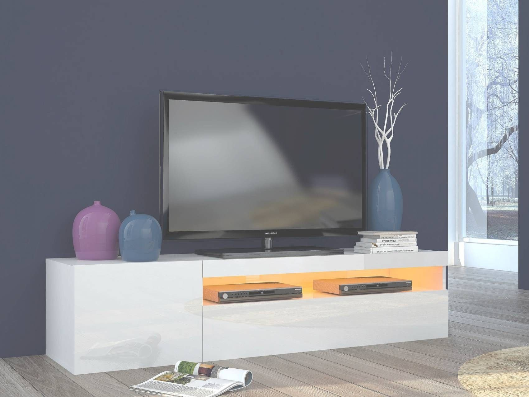 Best Of Television Chez Conforama With Images Small Tv Stand