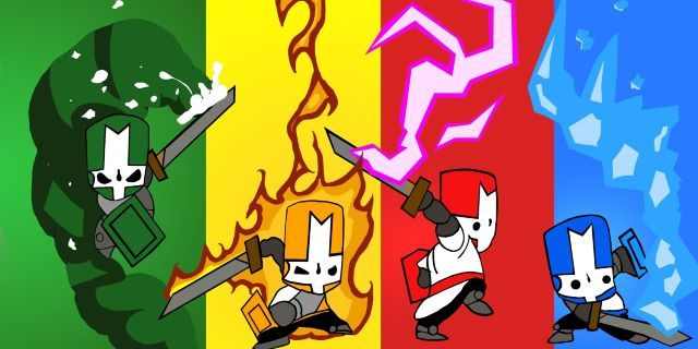 Castle Crashers Characters Arm Wallpaper Hd Games 4k Wallpapers Images Photos And Background Castle Crashers Art Toys Design Castle