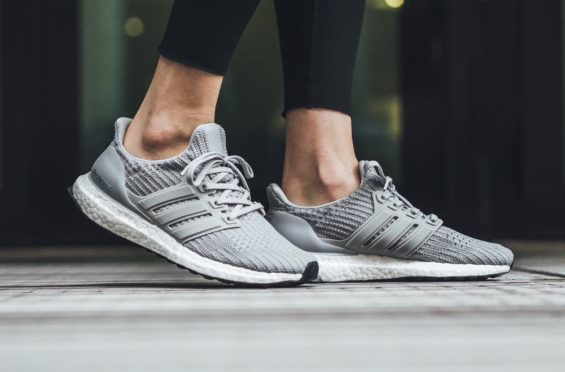 780ae304dbc Get The adidas Ultra Boost 4.0 Grey Now This colorway of the adidas Ultra  Boost 4.0