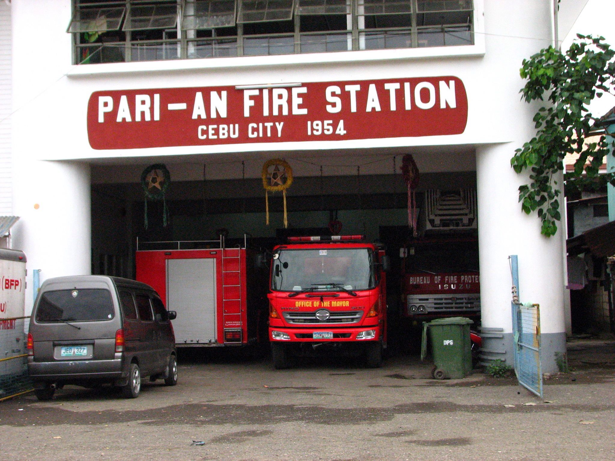 Cebu City, Fire Station | Fire Rescue | Cebu city, Fire, Cebu