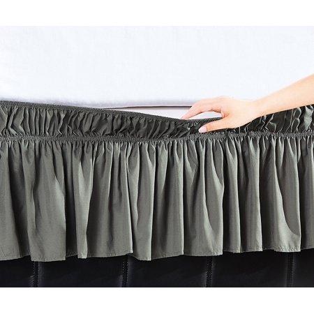 Elegant Comfort Luxury Wrinkle Resistant Wrap Around Style