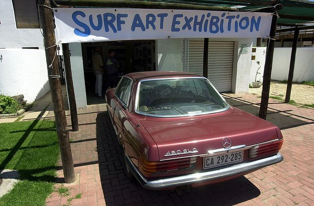 Surf Art, Jeffreys Bay