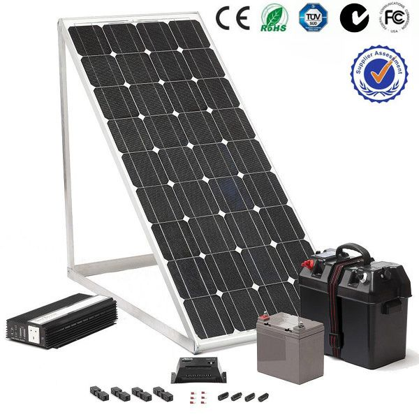 10kw Solar Energy System Solar Power System For Home With On Grid Inverter 5000 21600 Solar Power Kits Diy Solar Panel Solar Panels