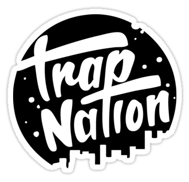 Trap nation stickers by yuslihkay redbubble