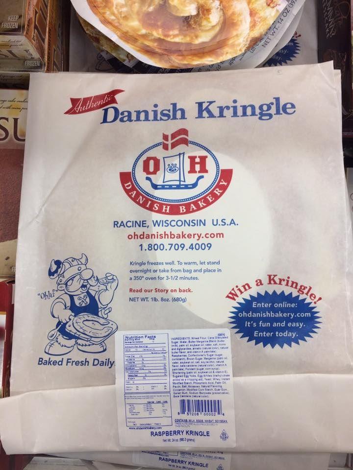 Trader Joes Christmas 2019 Danish Kringle is available at Trader Joe's   Where to buy