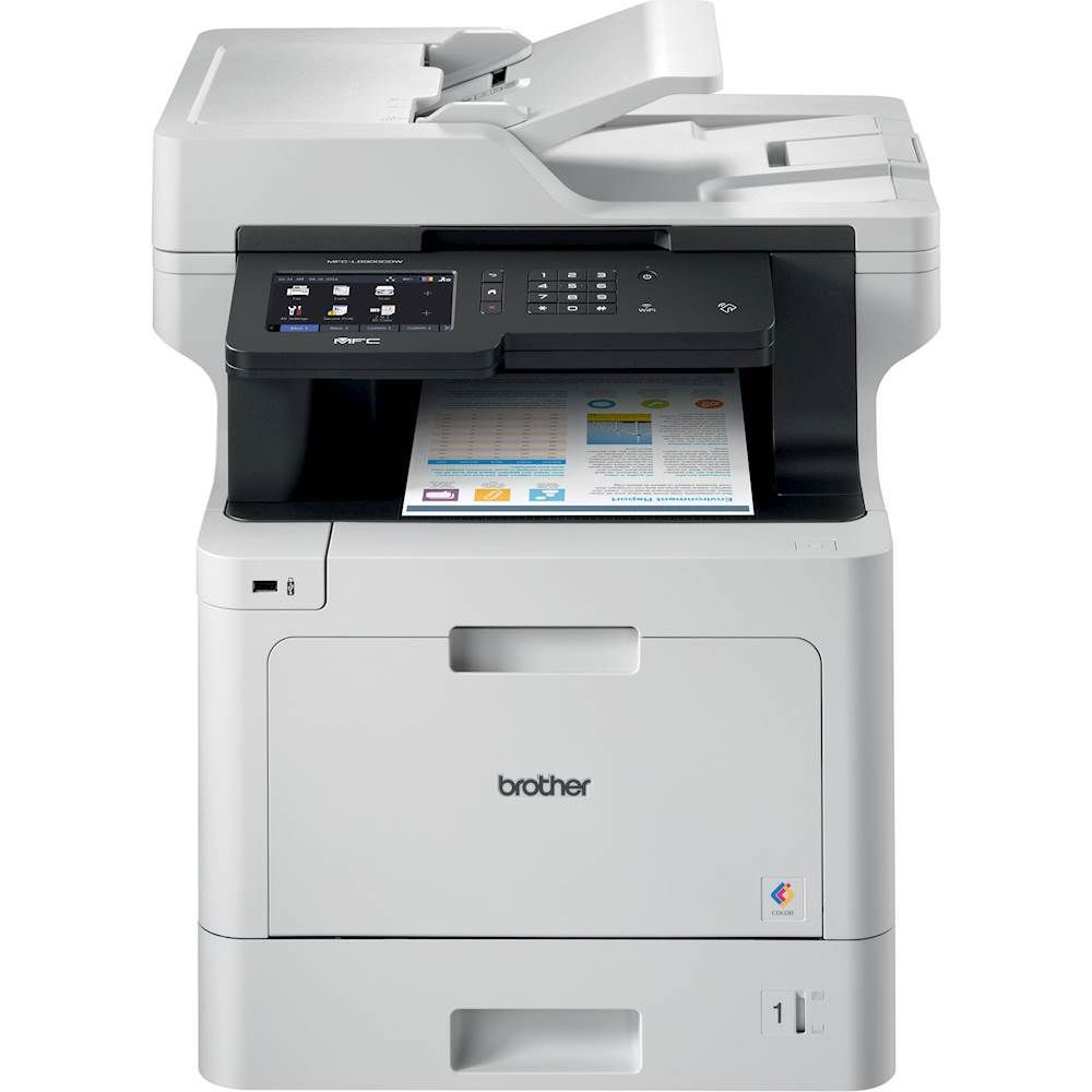 Brother mfclcdw wireless color allinone printer products