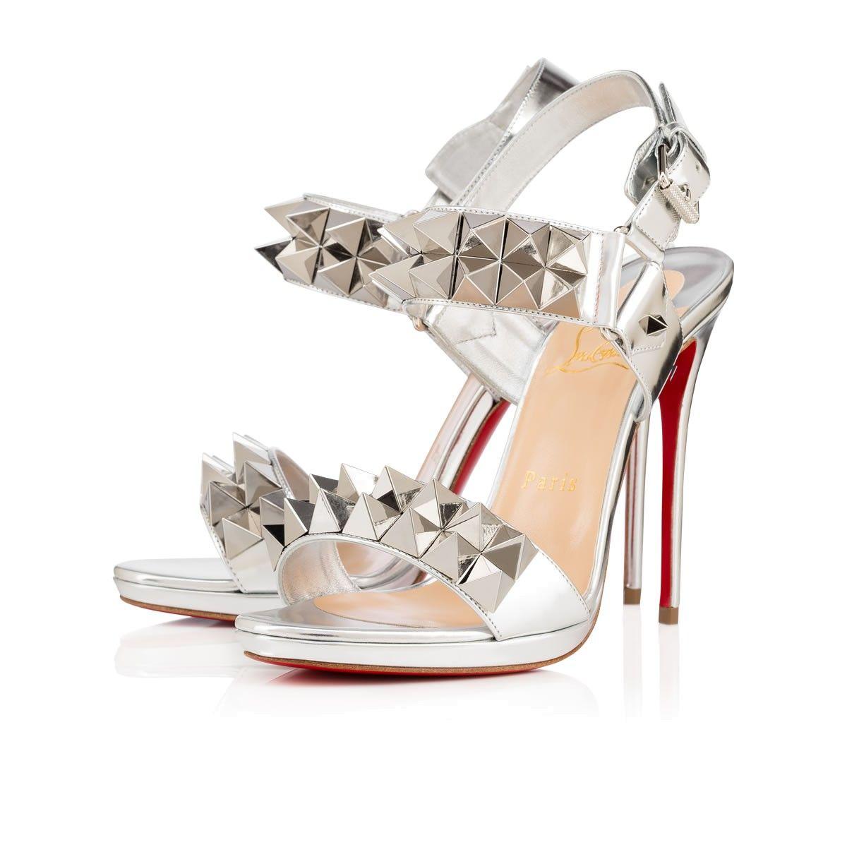 size 40 0b36e edb89 Women Shoes - Miziggoo 120 Specchio - Christian Louboutin ...