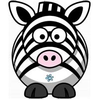 Juego Nº 67: ¿Es la cebra un animal blanco con franjas negras, o un animal negro con franjas blancas? #juego #acertijo #adivinanza www.forodenuncias.com