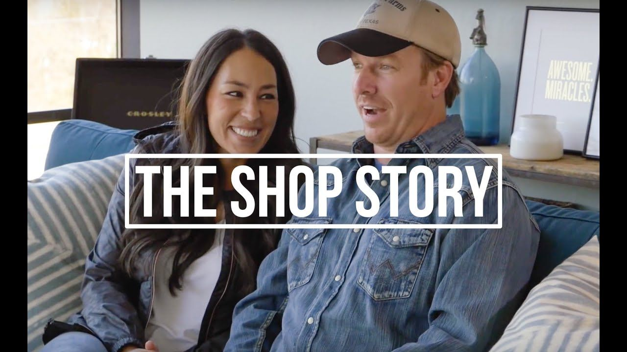 Download Chip & Joanna Gaines   What Did You Learn Closing The Shop ...