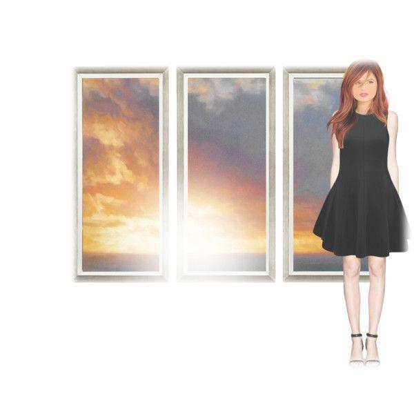 """""""After Sunset"""" by shidatja on Polyvore"""