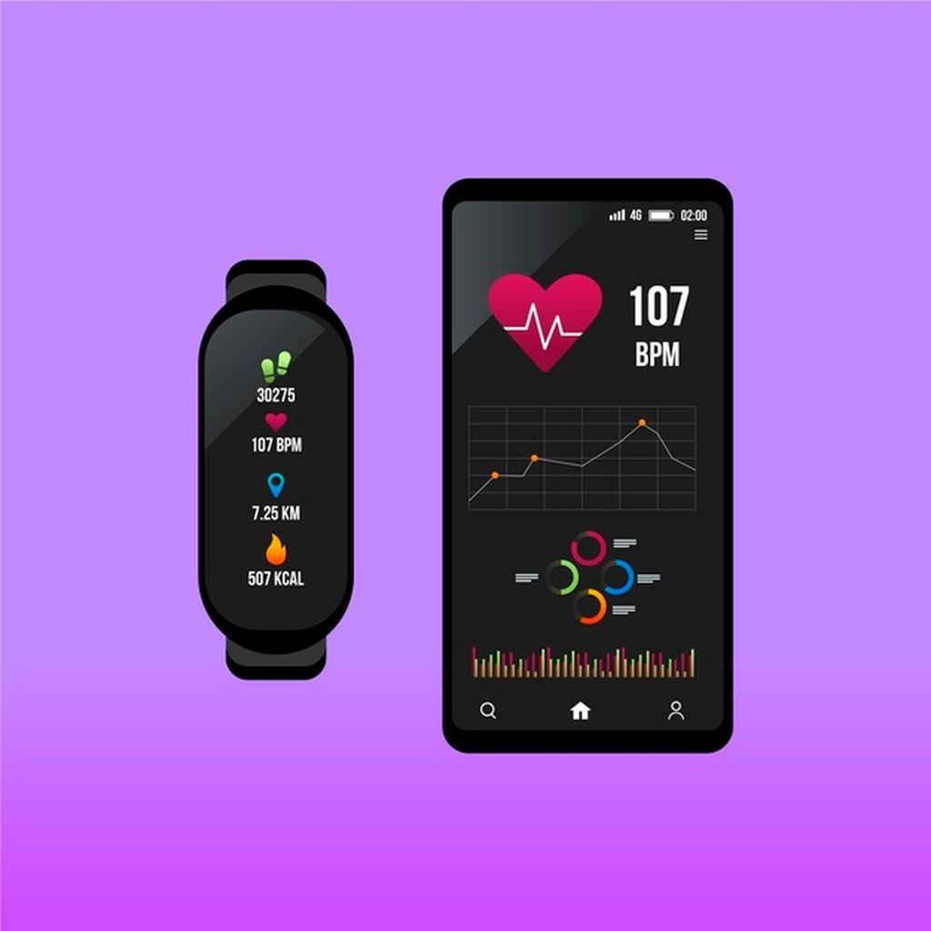 Fitness trackers concept #paid, , #SPONSORED, #AD, #concept, #trackers, #Fitness
