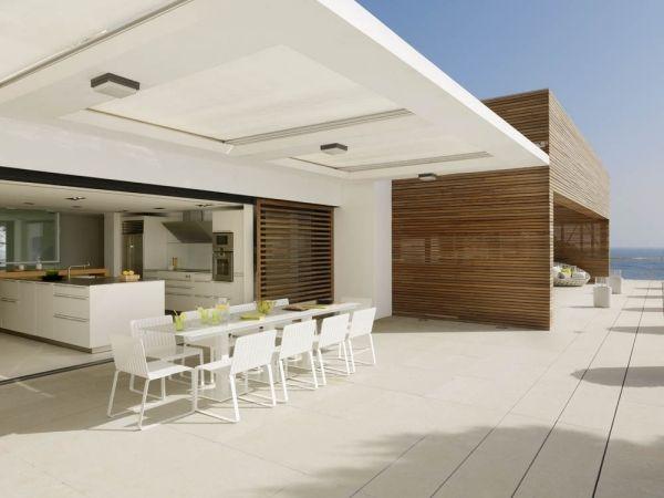 ideen design susanna cots raumgestaltung modern weiße grundfarbe ...