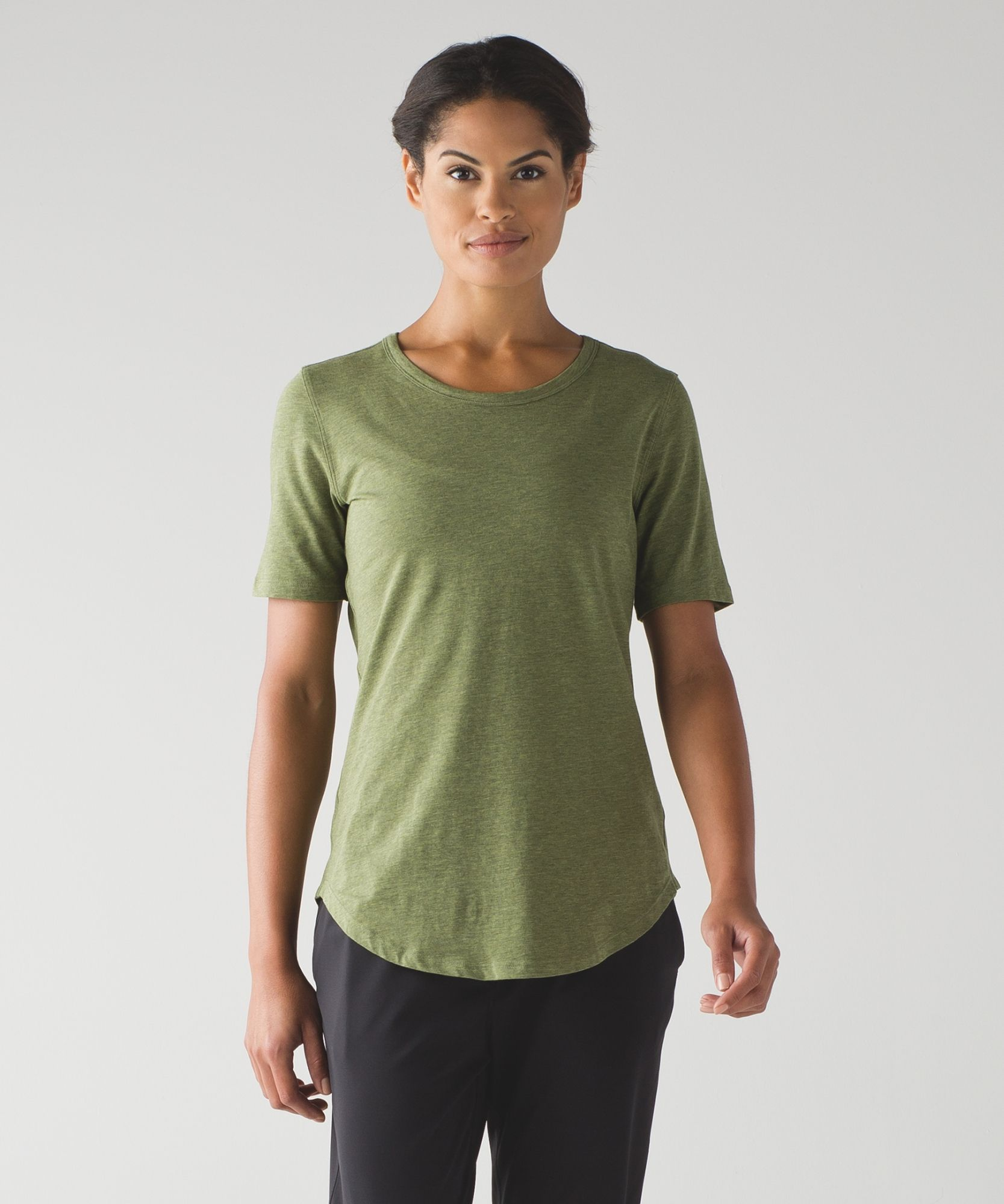 Women's Short Sleeve Top - Love Tee Short Sleeve Crew - lululemon