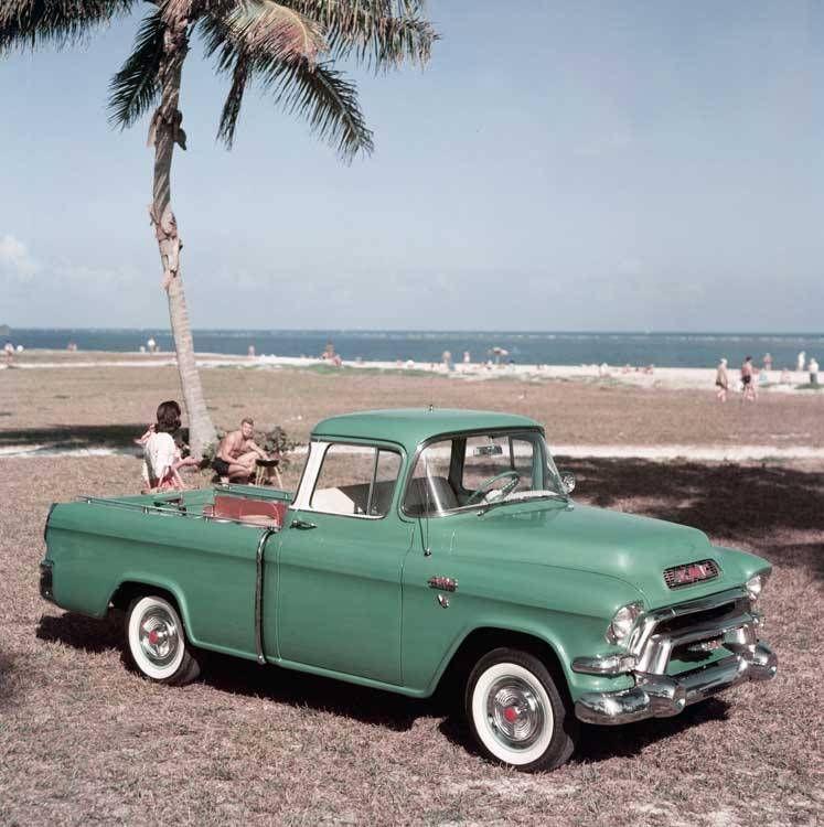 1956 GMC Suburban Pickup Truck