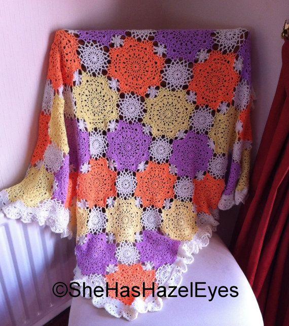 Crochet Baby Blanket Pdf Crochet Pattern Tutorial Doily Design