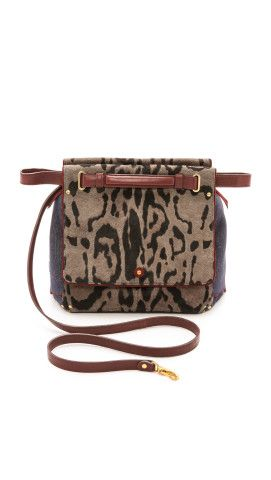 924c0d147 Jerome Dreyfuss Johan Caviar Leopard Haircalf Bag | Where would you carry  this? http: