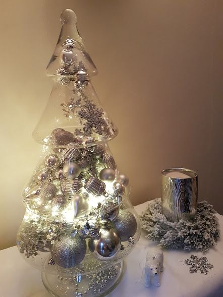 gorgeous glass christmas tree display j ar from cox cox