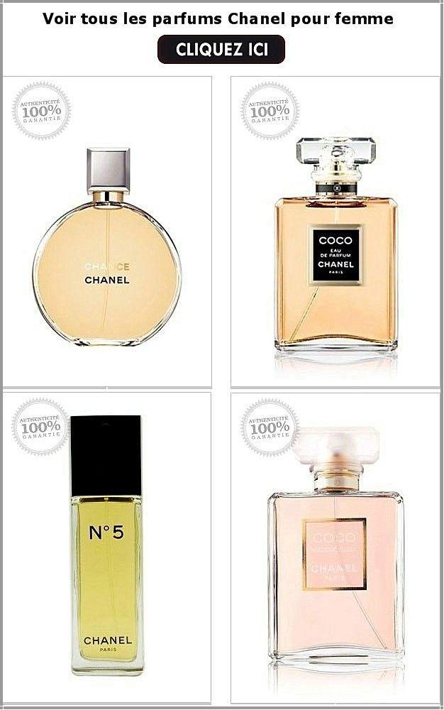 Parfum Chanel Allure Coco Chance Etc à Prix Sacrifiés 100