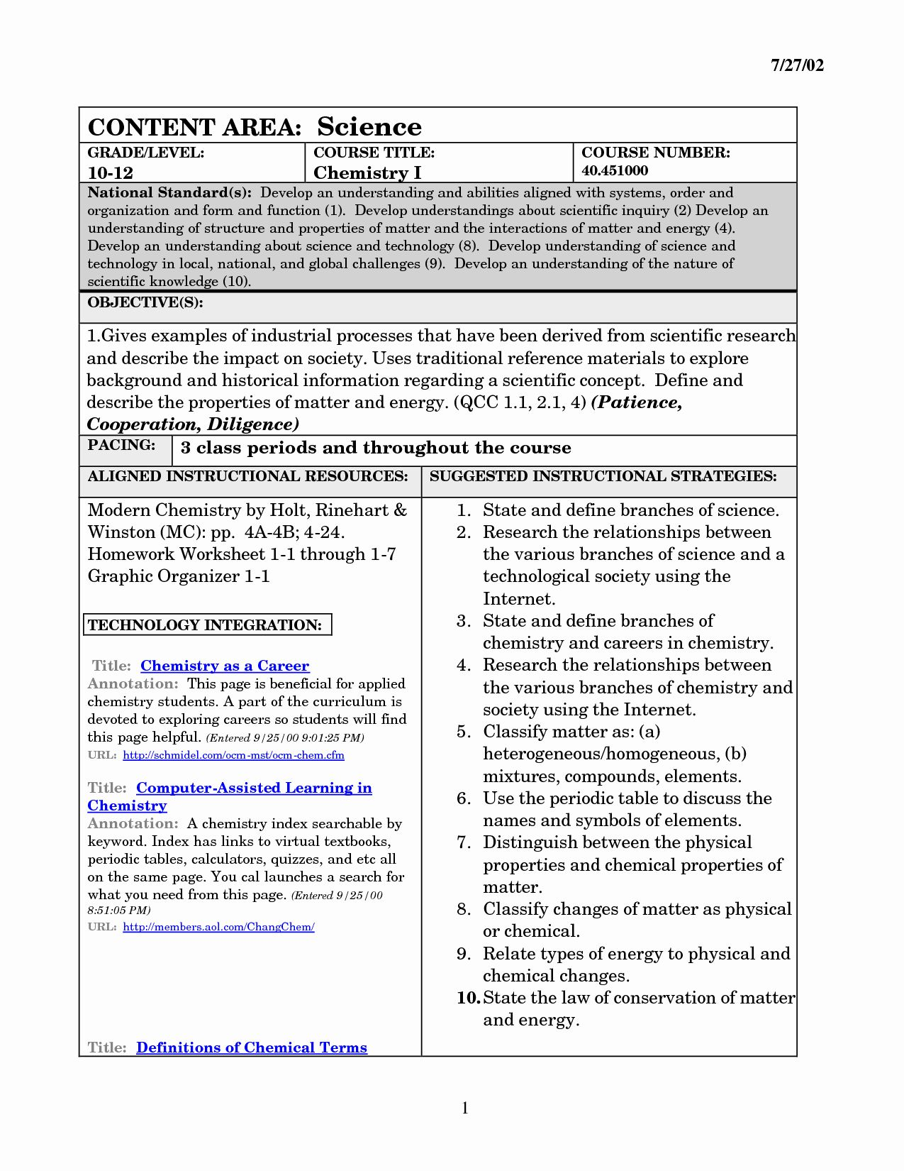 Composition Of Matter Worksheet Answers New 15 Best Of ...