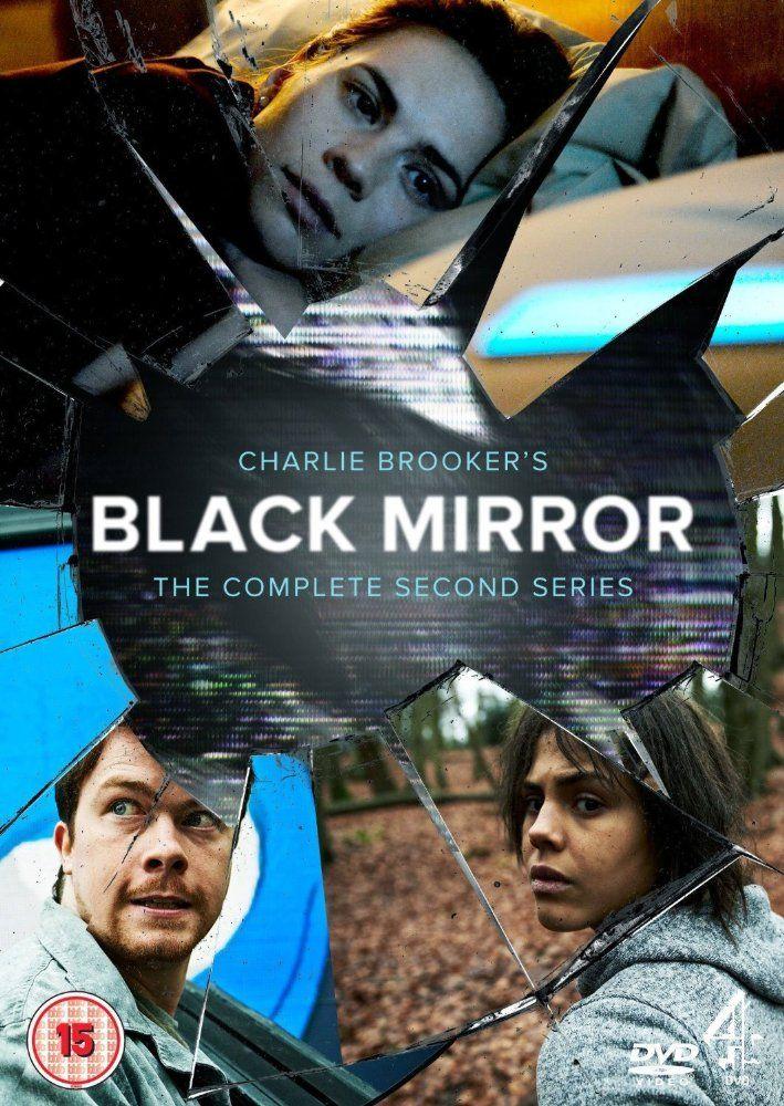 Black Mirror (2013) Season 2, 4 Episodes 1h Drama, Sci