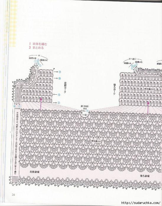 """""""Happy crochet time for my baby"""". Японский журнал по вязанию крючком.. Обсуждение на LiveInternet - Российский Сервис Онлайн-Дневников"""