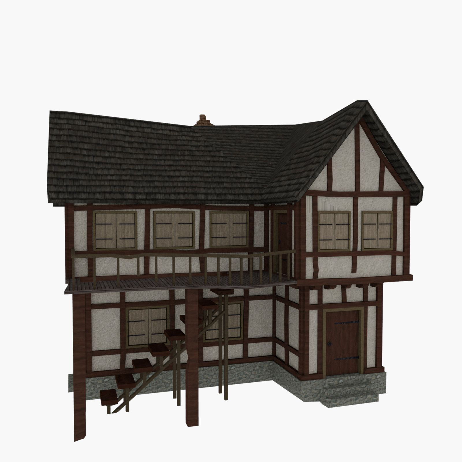 Tudor Style Medieval Manor Pub Inn 1 4 2 Minecraft Map Minecraft Houses Minecraft House Designs Minecraft Medieval