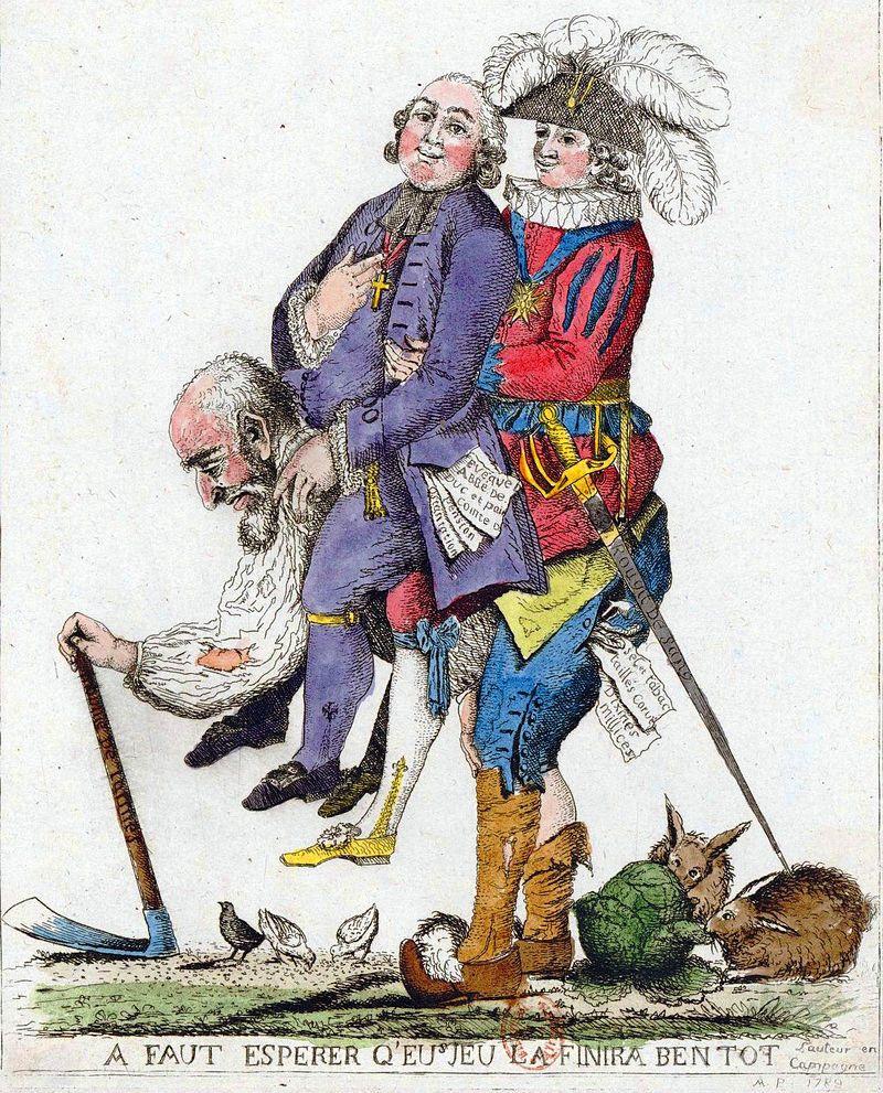 French Revolutionaries Storm The Bastille French Revolution
