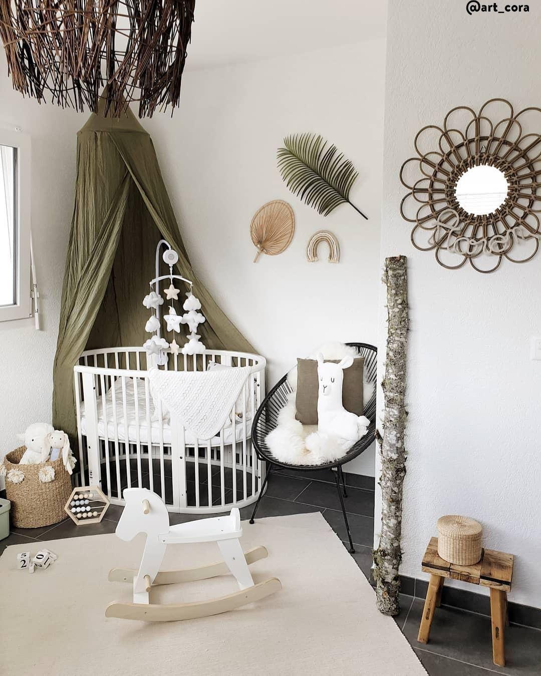 Réinventez votre intérieur l Westwing  Décoration chambre bébé