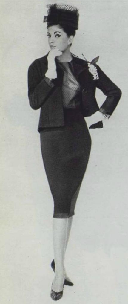 1960 Pierre Balmain
