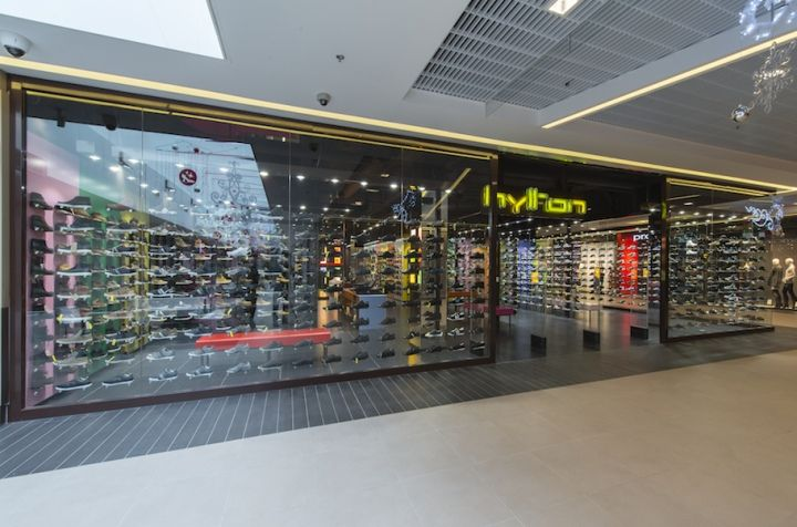 Hylton Store At Plan De Campagne By Maurice Padovani Cabries France 14 Hylton Store At Plan De Campagne By Maurice Retail Design Shop Design