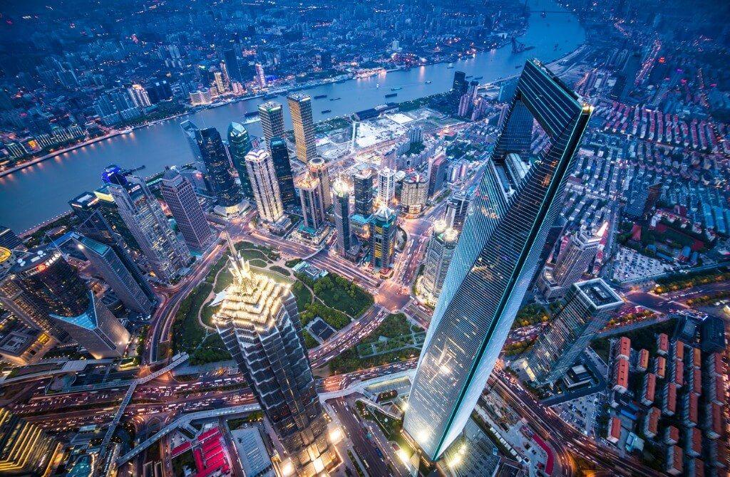 Rascacielos Más Altos Del Mundo Descubre Estos Grandes Edificios El Blog De Viajes Carrefour Rascacielos Torre De Shanghai Edificios