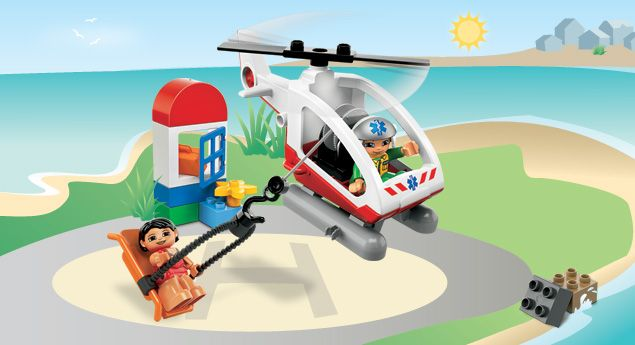 Rescue Helicopter 5794