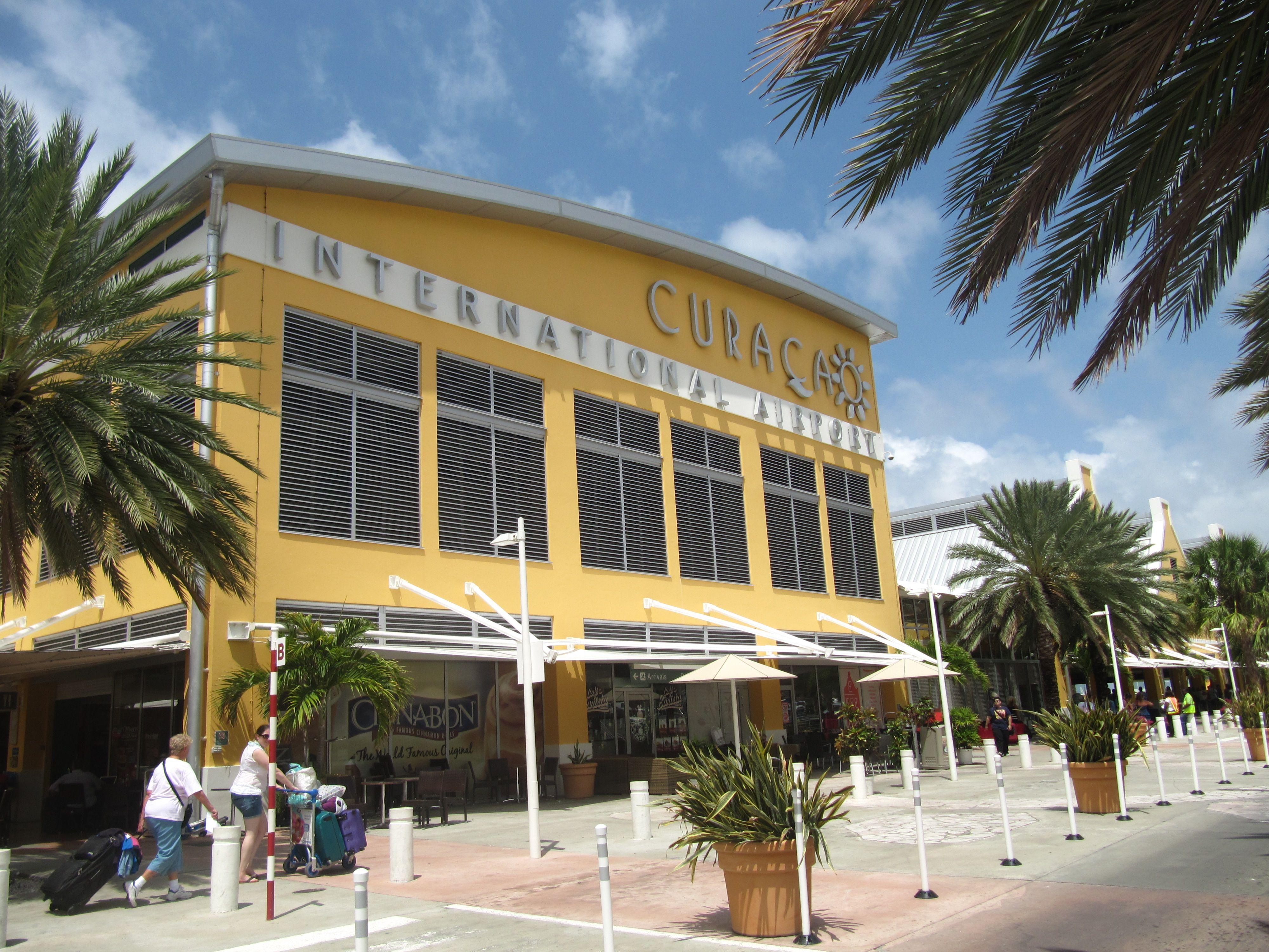 Hato International Airport Curaçao Cur In Willemstad