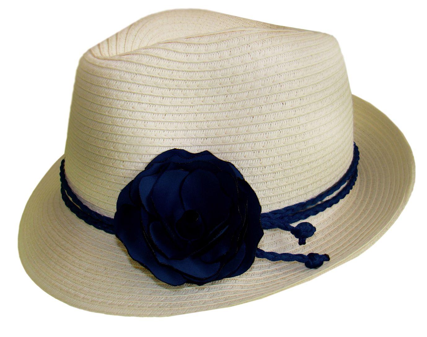 FedoraBouquet color azul marino | Un nuevo vicio El Trapillo ...