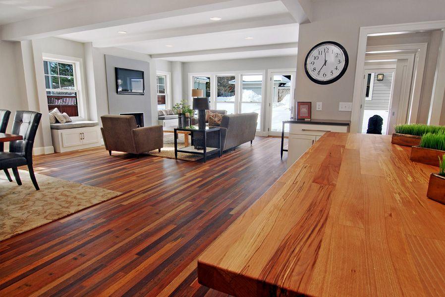 Dark Sort Reclaimed Wood Flooring From Viridian Aka Reclaimedwood