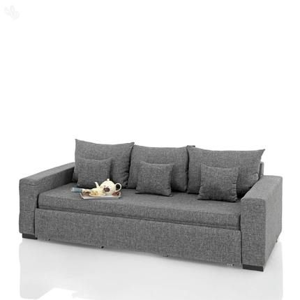 Superb Buy Sofa Cum Bed Dark Grey The Count Online India Caraccident5 Cool Chair Designs And Ideas Caraccident5Info